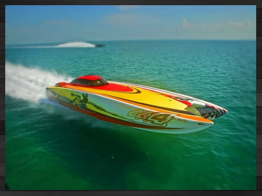 Luxury Cats Pre-Owned Powerboats