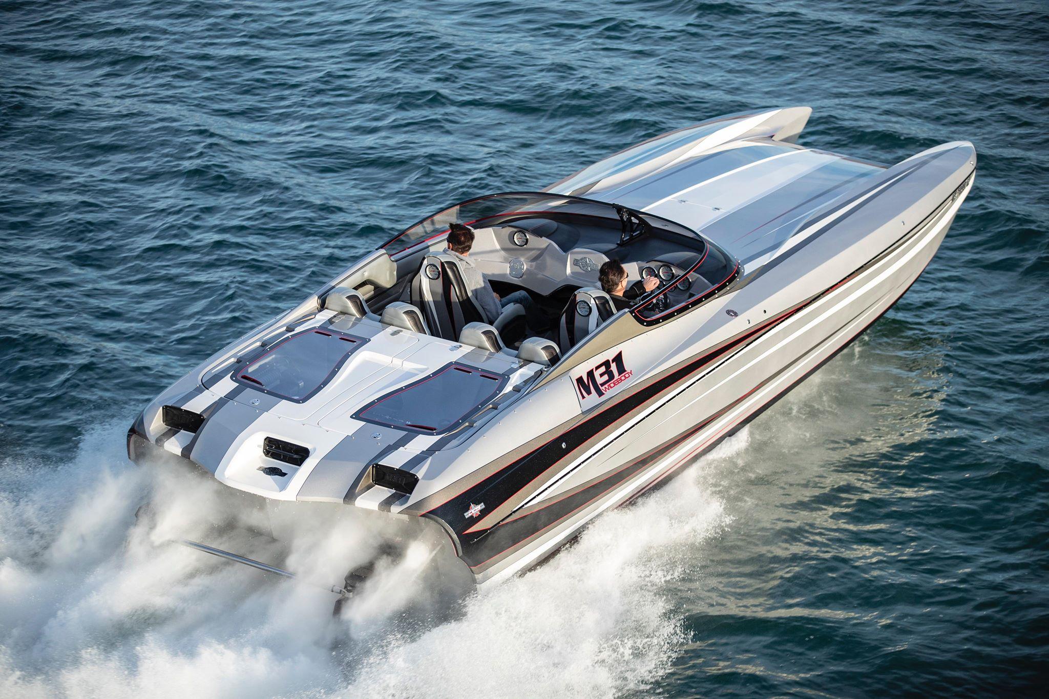 rockstarboats DCB M31