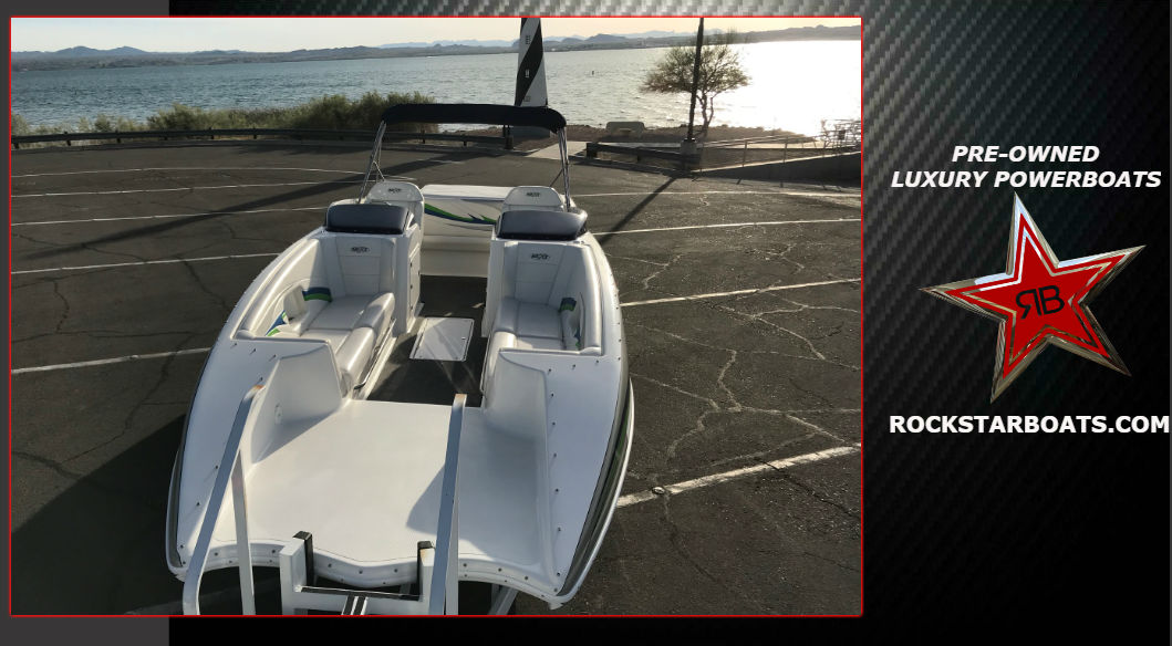 rockstarboats deck boats