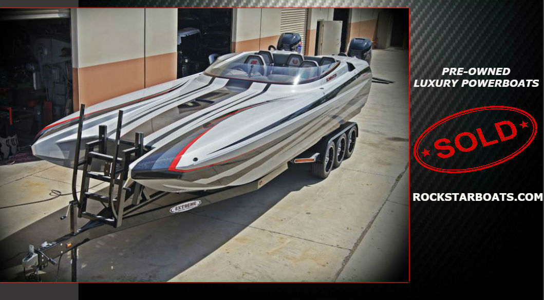 ROCKSTARBOATS sold 28 SPEEDSTER