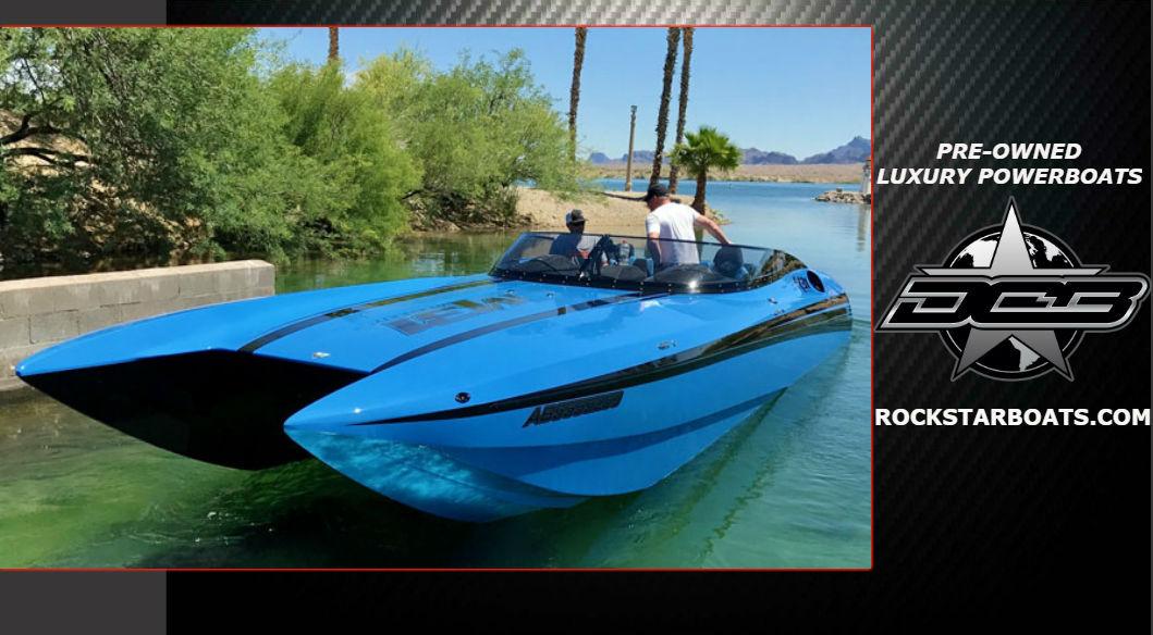 rockstarboats m31 dcb