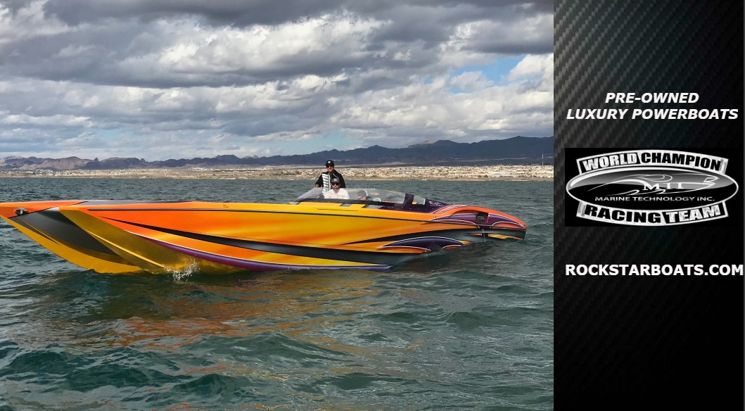 2009 40 MTI POWERBOATS