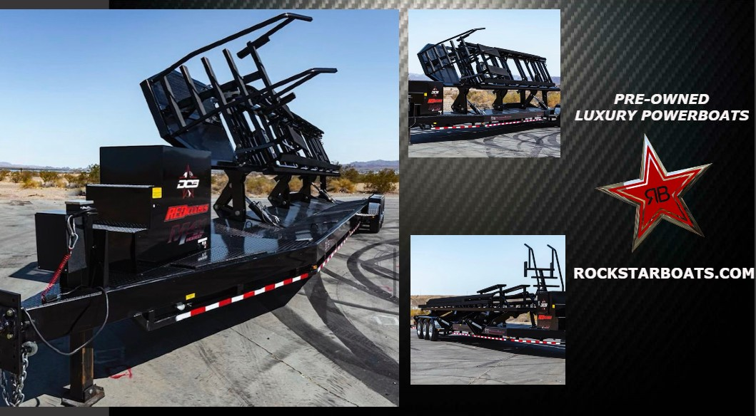 2014 tilt trailer ROCKSTARBOATS ADS